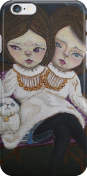 Sisters by carla zamora