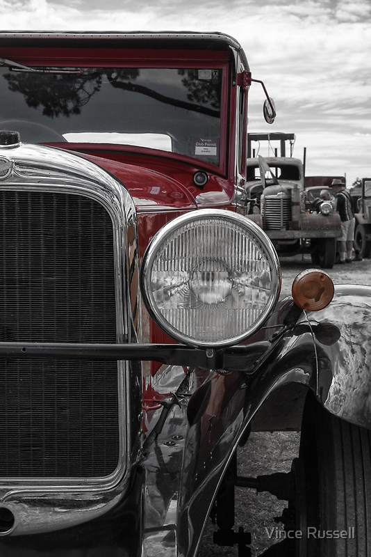 Vintage by Vince Russell