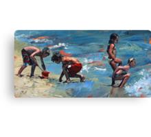 Summer Days IV Canvas Print