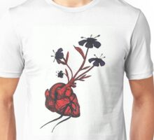 Listen to Your Heart... Eat Healthy Unisex T-Shirt