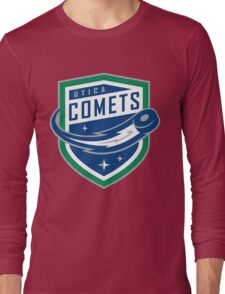 Utica Comets Long Sleeve T-Shirt