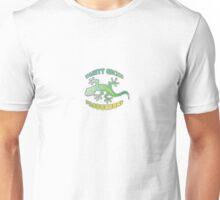 Taesty Gecko Production coloured little logo Unisex T-Shirt