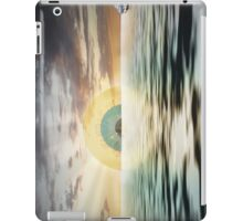 eye sun - sun eye iPad Case/Skin