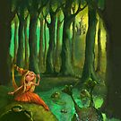 Frog Princess by AndyCatBug