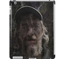 Rocker Uwe iPad Case/Skin