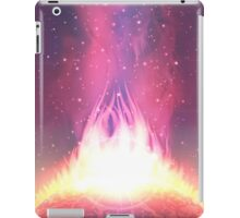 Space background iPad Case/Skin