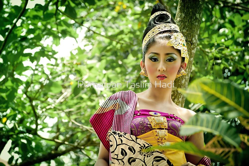 Balinese Girl III by Purnawan Taslim Hadi