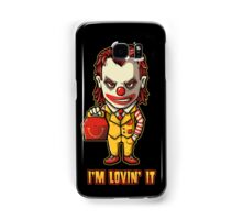 Mc'D Joker - Batman - Mashup Samsung Galaxy Case/Skin