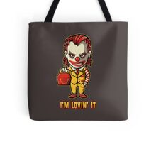 Mc'D Joker - Batman - Mashup Tote Bag