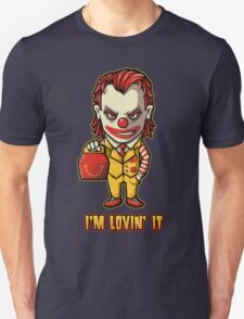 Mc'D Joker - Batman - Mashup Unisex T-Shirt