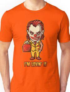 Mc'D Joker - Batman - Mashup Unisex T-Shirt