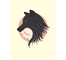 Boy Cries Wolf Photographic Print