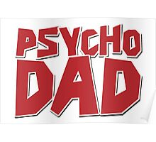 The Walking Dead: Psycho Dad Poster