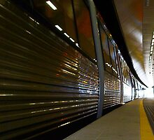 Train 12 03 13 - Four by Robert Phillips