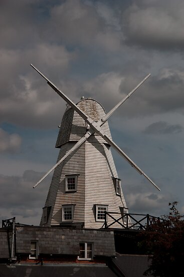 Windmill by Dawn OConnor