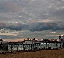 Eastbourne Pier by Dawn OConnor