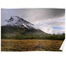 verdant slopes Poster