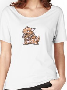 Kangaskhan evolution  Women's Relaxed Fit T-Shirt