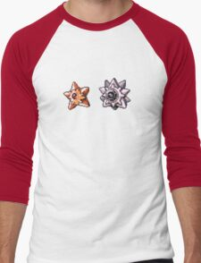Staryu evolution  Men's Baseball ¾ T-Shirt