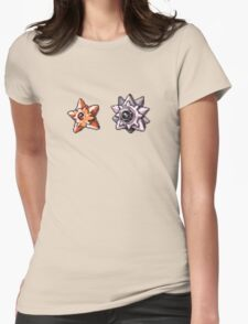 Staryu evolution  Womens Fitted T-Shirt