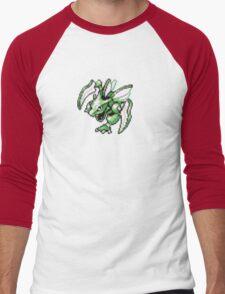 Scyther evolution  Men's Baseball ¾ T-Shirt