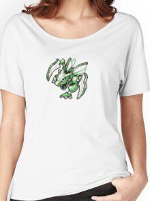 Scyther evolution  Women's Relaxed Fit T-Shirt