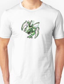 Scyther evolution  Unisex T-Shirt