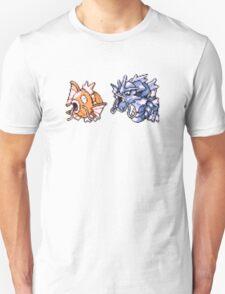 Magikarp evolution  T-Shirt