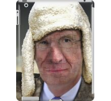 Wulff in sheep's clothing iPad Case/Skin