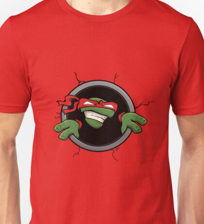 Heroes in a half shell! Unisex T-Shirt