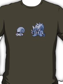 Omanyte evolutions T-Shirt