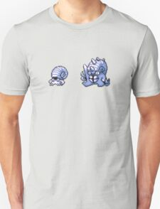 Omanyte evolutions T-Shirt