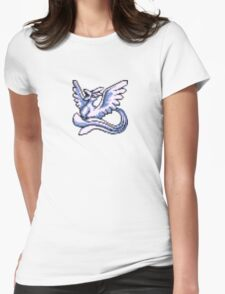 Articuno evolution  Womens Fitted T-Shirt