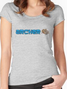 Archer - Babou Women's Fitted Scoop T-Shirt