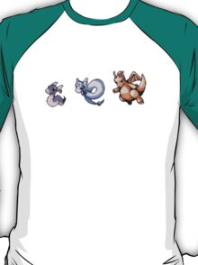 Dratini evolution  T-Shirt