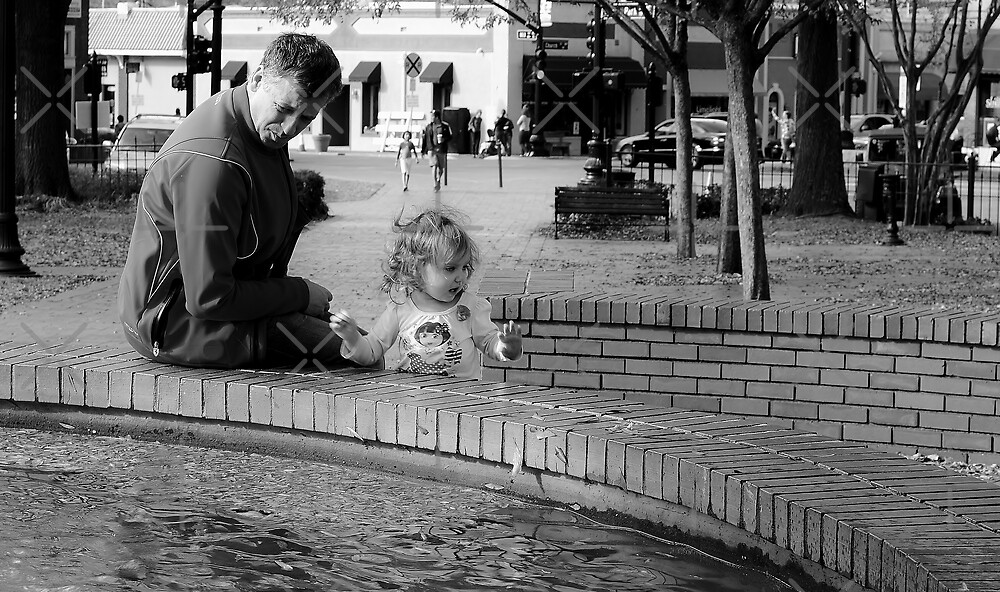 A day with daddy by Scott Mitchell