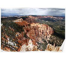Bryce Canyon National Park,Utah,USA Poster