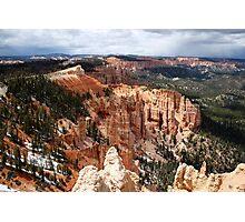 Bryce Canyon National Park,Utah,USA Photographic Print