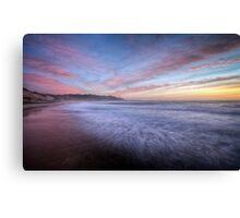 Sunrise Comes Softly  Canvas Print