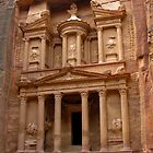 Indiana Jones Made Petra More Famous by Ren Provo