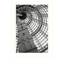 Shot Tower Art Print