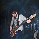 Ravenface Bassist by SophieGorner7