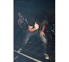 Ravenface Singer - James Denton Photographic Print