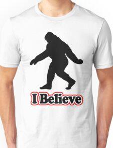 Sasquatch Big Foot T-Shirt Unisex T-Shirt