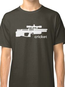 Kalibrgun Cricket Airgun T-shirt Classic T-Shirt