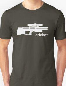 Kalibrgun Cricket Airgun T-shirt Unisex T-Shirt