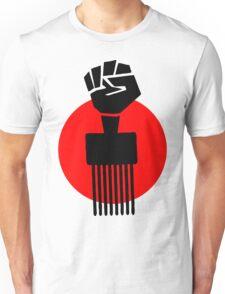 Black Fist Power T-Shirt Unisex T-Shirt