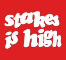 Stakes Is High - De La Soul Kids Clothes