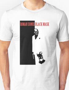 Roman Sionis is Black Mask  Unisex T-Shirt
