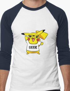 Geek Out With Pikachu. T-Shirt